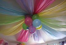 Party ideas, decoration