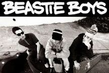Beastie Boys / Three bad brothers you know so well is what I'm talking about / by Alison Williams