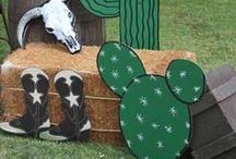 Themes & Schemes: Wild West