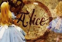 Alice and disney inspo / My love :)