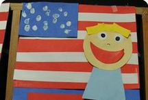 Themes & Schemes: America / President's Day, 4th of July, Memorial Day Themes and more!
