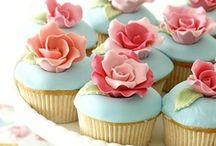 Cupcakes y galletas de Ensueño / Cupcakes y galletas adorables ideales para fiestas. Muy creativas