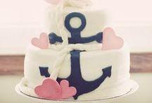 Tortas Hermosas | Party cake / Ideas para tortas de Cumpleaños, divinas!!