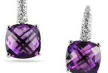 Colorful Earrings / Earrings with bold and beautiful pops of color