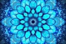 Mandalas /  Mándalas :. es un símbolo de sanación, totalidad, unión, integración,  / by Ana Iriarte