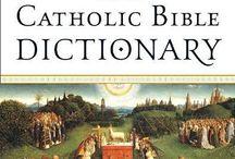 Books - Bible study reference