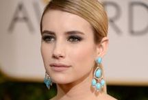 Golden Globes Jewelry 2014 / Here are some of our favorite Jewelry looks from the 2014 Golden Globes.