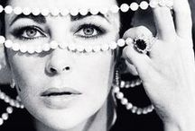 Ode to Elizabeth Taylor / Elizabeth Taylor, the queen of jewels in our book, is a constant inspiration to our company for her impeccable taste in fine jewelry.