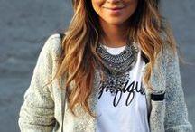 Fashion Inspiration / Fun fashion looks for inspiration