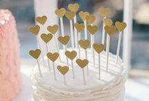 {inspirace} Svatba: cakes