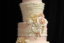 Wedding Cakes / wedding cake ideas and inspiration
