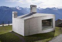 ARCHI+ / architecture / houses / minimal