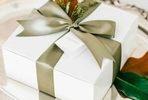 Gift Wrapping by Memento & Muse / Because presentation matters.