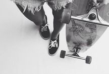 Longboards and stuff ✌