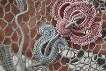 Puntos de Crochet. / Todas las mejores opciones para que tu trabajo se luzca y seas el centro de atención. / by Viviana Edith Vila