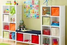 Kids :) / Play room and school study