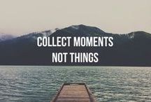Quotes, Motivation and Bucket list