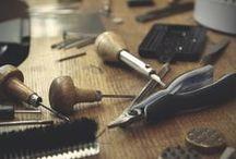 Craftsmanship & Artistry / Design, art, jewellery making. technique