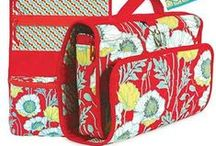 Travel Bag Patterns / Travel in style with these great sewing patterns. More at www.Love-to-Sew.com