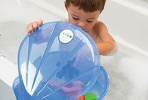 Bathtime! / Make bathtime fun and creative with these clever ideas.
