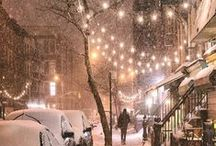 Winter Wonderland / Winter is the best season!
