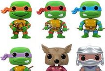 Holiday Gift Wishlist / What to buy your children for the holidays, including TMNT!