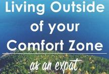 Inspiration || Expat / Inspirational quotes, blog posts about life and expat lifestyle