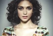 Aditi Rao Hydari / Aditi Rao Hydari is an Indian film actress who works predominantly in Hindi and Tamil language films. Born and raised in Hyderabad, she is the granddaughter of statesmen Muhammad Saleh Akbar Hydari and J. Rameshwar Rao. Hydari made her on-screen debut with the Tamil film Sringaram in 2006. The film had her play the role of a devadasi and her performance in the film garnered positive reviews from critics.