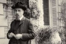 Rilke na starej fotografii / Melancholijne kadry z zamierzchłych czasów