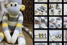 Teddy Bear / Doudou Homemade