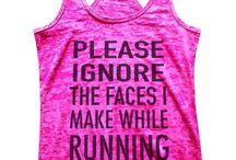 Running gear / It's all about the wardrobe