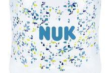 Biberões e Tetinas NUK / Para uma alimentação quase natural: Tetinas e biberões NUK.