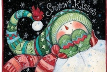 *Bonhomme de Neige * Snowman 1*