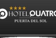 INSTALACIONES HOTEL QUATRO / Instalaciones del hotel Quatro Puerta del Sol. Moderno y acogedor