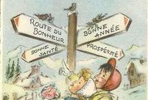 *Bonne Année * Happy New Year*
