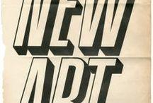 Type & Flourish / Typography and caligraphic explorations