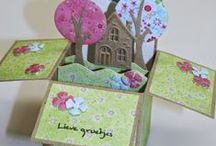 Makeing Cards / by Sherry Williams