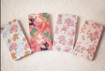Iphone cases / by Patricia Palmer