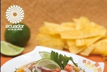 Ecuadorian Gastronomy/Gastronomía Ecuatoriana / Una selectiva variedad de la gastronomía Ecuatoriana, descubre y aprende la preparación de la exótica cocina de este país.  A selective variety of Ecuadorian gastronomy, discover and learn the preparation of the exotic cuisine of this country.  / by ✈Visit Ecuador and its Galapagos Islands