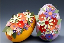 Easter eggs!!! / by Katma