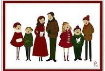 *Noël * Petits chanteurs * Christmas Carolers*