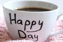 Good Morning! / A cup of #coffee, please :-) Une bonne #tasse #de #café