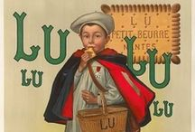 """*LEFEVRE UTILE* / Les fondateurs de la patisserie nantaise s'apelleait Jean-Romain Lefevre et Isabelle Utile.  D'où le nom de la marque des biscuits  """"Lefèvre-Utile"""". Et je suis une """"Lefèvre""""..."""