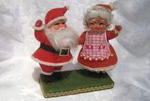 Christmas Vintage / Vintage Christmas memories / by Sabina Mugford