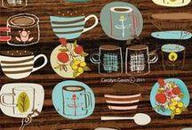 The art of drinking tea :3