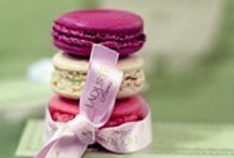 Macaroons, they're just delicious! :3