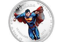 Canadian Coins / by Sabina Mugford