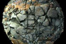 Rock, Concrete, Stone Materials