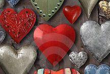 I Heart Hearts! / by Sushi