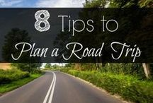 Road Trip Ideas / Practical Road Trip Tips and Tricks